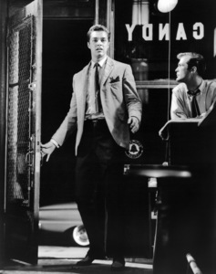 """Richard Beymer and Tommy Abbott in """"West Side Story""""1961 UA** B.D.M. - Image 24293_0459"""