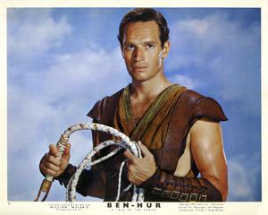 "Charlton Heston in ""Ben-Hur""1959 MGM** B.D.M. - Image 24293_0484"