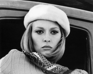 """Faye Dunaway in """"Bonnie and Clyde""""1967 Warner Bros.** B.D.M. - Image 24293_0487"""