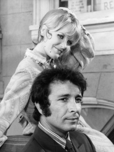 """Petula Clark and Herb Alpert in """"The Brass Are Comin"""
