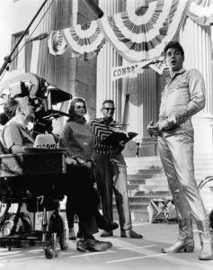 "George Sidney, Ann-Margret and Jesse Pearson in ""Bye Bye Birdie""1963 Columbia** B.D.M. - Image 24293_0491"