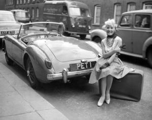 Petula ClarkJune 13, 1960** B.D.M. - Image 24293_0495