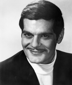 "Omar Sharif in ""Funny Girl""1968 Columbia** B.D.M. - Image 24293_0509"