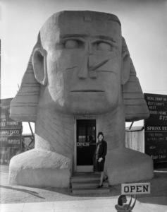 Los Angeles Landmarks (Sphinx Realty)circa 1920s** I.V. / M.T. - Image 24293_0582