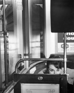 "Audrey Hepburn in ""Charade""1963 Universal** B.D.M. - Image 24293_0600"