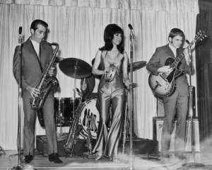 The Mod Squad (featuring Lee Greenwood (far left) and Dan Bradley (far right))circa 1969** B.D.M. - Image 24293_0630