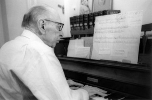 Igor Stravinskycirca mid 1960sPhoto by Alfred Statler** B.D.M. - Image 24293_0646