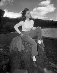 "Susan Hayward in ""Canyon Passage""1946 Universal** B.D.M. - Image 24293_0685"