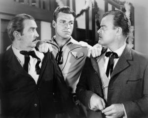 """Devil Riders""Charles King, Buster Crabbe, John Merton 1943 Producers Releasing Corporation** B.D.M. - Image 24293_0692"