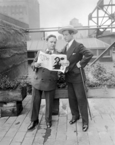 George Jessel and Eddie Cantorcirca early 1930s** B.D.M. - Image 24293_0698