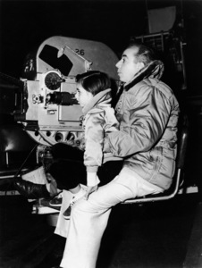 Liza Minnelli and Vincente Minnellicirca 1955** B.D.M. - Image 24293_0744