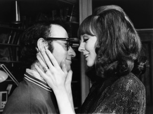 """Woody Allen and Diane Keaton in the Broadway production of """"Play It Again, Sam""""1969Photo by Friedman-Abeles** B.D.M. - Image 24293_0751"""