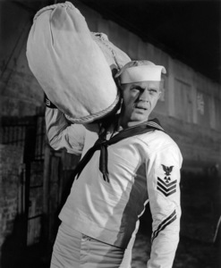 "Steve McQueen in ""The Sand Pebbles""1966 20th Century-Fox** B.D.M. - Image 24293_0756"