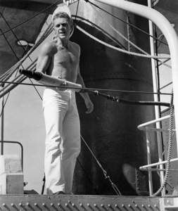 "Steve McQueen in ""The Sand Pebbles""1966 20th Century-Fox** B.D.M. - Image 24293_0758"