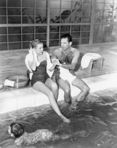 """The Bridges at Toko-Ri""Grace Kelly, William Holden1954 Paramount** B.D.M. - Image 24293_0827"