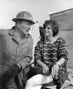 """Hellfighters""John Wayne, Katharine Ross1968 Universal** B.D.M. - Image 24293_0850"
