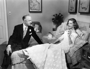 """""""How to Marry a Millionaire""""William Powell, Lauren Bacall1953 20th Century-Fox** B.D.M. - Image 24293_0862"""