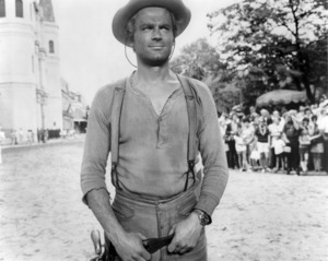 """Terence Hill on location in New Orleans for filming of """"My Name Is Nobody""""1973 Universal** B.D.M. - Image 24293_0873"""