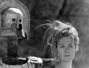"""The Trojan Women""Vanessa Redgrave1971 Cinerama Releasing Corporation** B.D.M. - Image 24293_0881"
