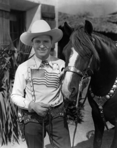 Gene Autry and his horse, Champion1940** B.D.M. - Image 24293_0894