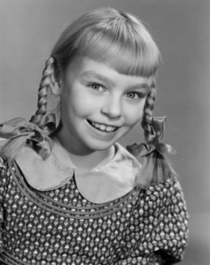 """Patty McCormack in the Broadway production of """"The Bad Seed""""1954** B.D.M. - Image 24293_0895"""