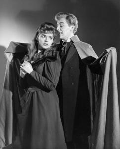"""The Brides of Dracula""Yvonne Monlaur, David Peel1960 Universal** B.D.M. - Image 24293_0907"