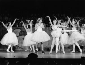 """The Carol Burnett Show""Carol Burnett, Edward Villella and dancers1973** B.D.M. - Image 24293_0911"