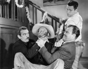 """Devil Riders""Charles King, Al St. John, Buster Crabbe, John Merton1943 Producers Releasing Corporation** B.D.M. - Image 24293_0928"