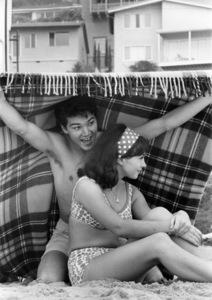 Paul Petersen and Donna Lorencirca 1965© 1978 Gene Trindl** B.D.M. - Image 24293_0964