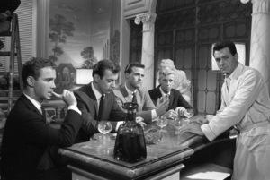 "Joel Grey, Bobby Darin and Rock Hudson in ""Come September""1961 Universal** B.D.M. - Image 24293_0982"