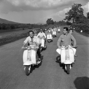 "Bobby Darin, Sandra Dee, Joel Grey, Rock Hudson and Gina Lollobrigida in ""Come September""1961 Universal** B.D.M. - Image 24293_0984"