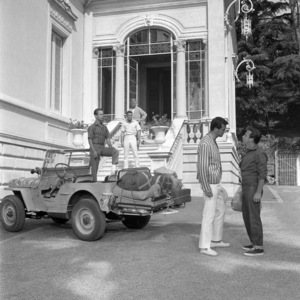 "Joel Grey, Rock Hudson and Bobby Darin in ""Come September""1961 Universal** B.D.M. - Image 24293_0988"
