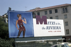 Mitzi Gaynor billboard1967** B.D.M. - Image 24293_0992