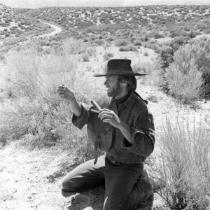 "Clint Eastwood in ""High Plains Drifter""1973 Universal** B.D.M. - Image 24293_1009"