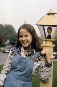 "Linda Blair in ""Sarah T.- Portrait of a Teenage Alcoholic""1975** B.D.M. - Image 24293_1024"