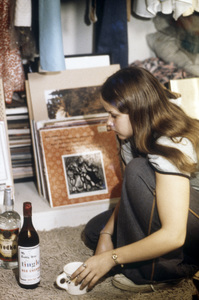 "Linda Blair in ""Sarah T.- Portrait of a Teenage Alcoholic""1975** B.D.M. - Image 24293_1027"