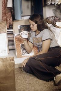 "Linda Blair in ""Sarah T.- Portrait of a Teenage Alcoholic""1975** B.D.M. - Image 24293_1029"