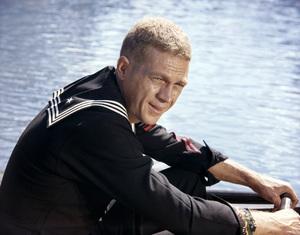 "Steve McQueen in ""The Sand Pebbles""1966 20th Century-Fox** B.D.M. - Image 24293_1075"