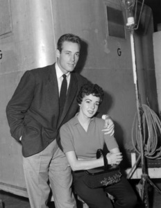 Guy Madison and Sheila Connolly1955** B.D.M. - Image 24293_1111