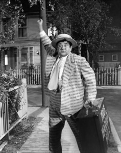 "Buddy Hackett in ""The Music Man""1962 Warner Bros.** B.D.M. - Image 24293_1119"