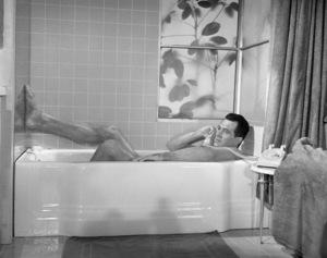 "Rock Hudson in ""Pillow Talk""1959 Universal** B.D.M. - Image 24293_1124"