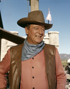 "John Wayne in ""The War Wagon""1967 Universal** B.D.M. - Image 24293_1201"