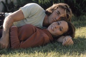 "Dennis Wilson and Barbara Charren in ""Two-Lane Blacktop""1971 Universal** B.D.M. - Image 24293_1268"