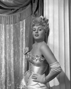 """Shelley Winters in """"Frenchie""""1950 Universal** B.D.M. - Image 24293_1341"""