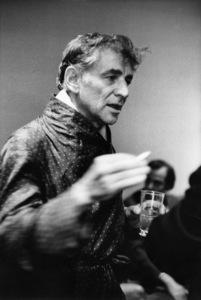 Leonard Bernsteincirca mid-1960sPhoto by Alfred Statler** B.D.M. - Image 24293_1354