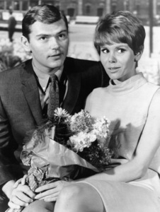 """""""Love on a Rooftop""""Pete Duel, Judy Carne1966** B.D.M. - Image 24293_1399"""