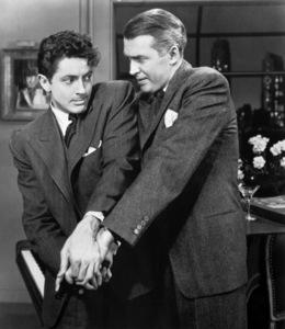 "Farley Granger and James Stewart in ""Rope""1948 Warner Bros.** B.D.M. - Image 24293_1466"