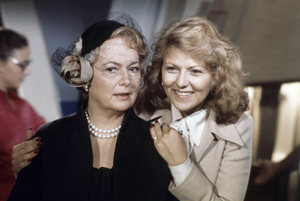 "Olivia de Havilland and Brenda Vaccaro in ""Airport"