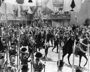 "Errol Flynn in ""The Private Lives of Elizabeth and Essex""1939 Warner Bros.** B.D.M. - Image 24293_1578"