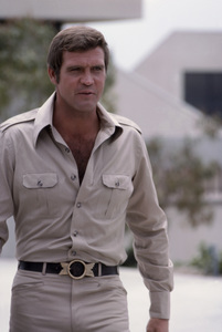 "Lee Majors in ""The Six Million Dollar Man""1974** B.D.M. - Image 24293_1594"